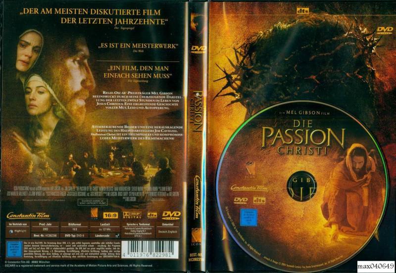 Die Passion Christi Deutsch