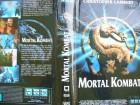 Mortal Kombat ... Christopher Lambert ...  Hartcover