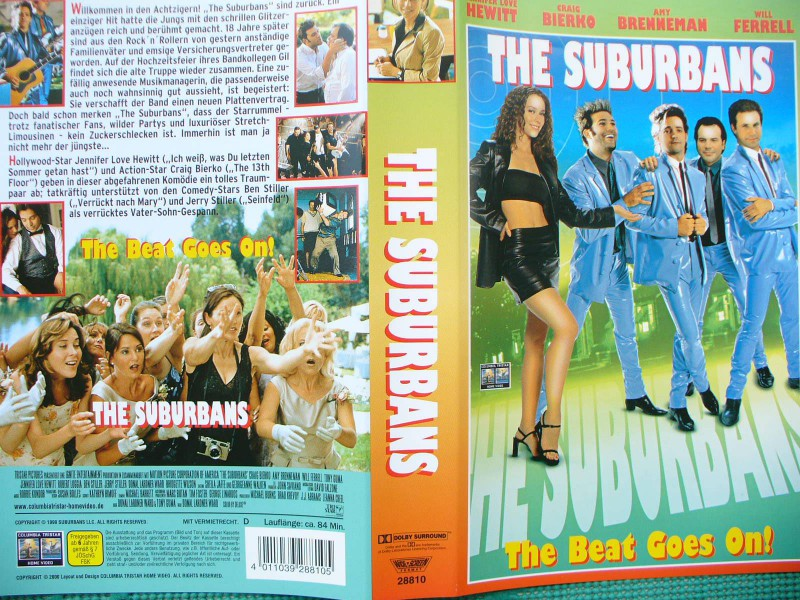 The Suburbans ... Jennifer Love Hewitt, Craig Bierko