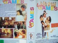 Love Games ...  Burt Reynolds, Robby Benson, Karla De Vito