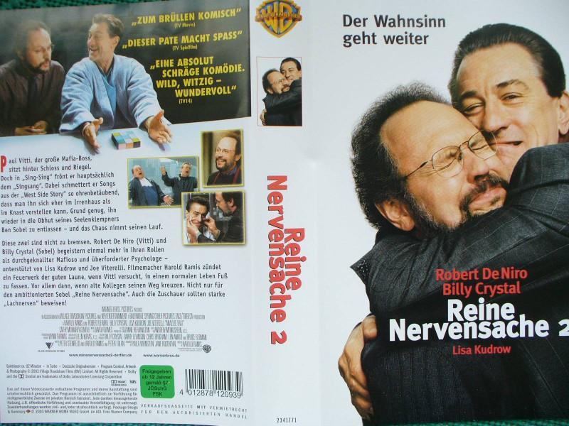 Reine Nervensache 2 ...  Robert De Niro, Billy Crystal