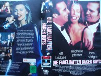 Die fabelhaften Baker Boys...Jeff Bridges, Michelle Pfeiffer