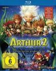 Arthur 2 und die Minimoys Blu-Ray Neu