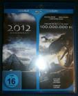 2012 : Doomsday / 100.000.000 BC - 2 Filme auf Blu-ray