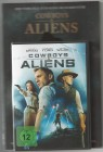 Cowboys & Aliens - DVD + Comic - D.Craig + H. Ford TOP