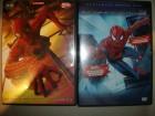 Spider-Man - 2 DVD Set + rare Promo DVD von Teil 3 + Buch