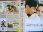 Sweet November  ...  Keanu Reeves, Charlize Theron