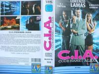 C. I. A.  Codename: ALEXA  ...  Lorenzo Lamas