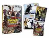 Frankensteins Monster im Kampf gegen Ghidorah -Steelbook Neu