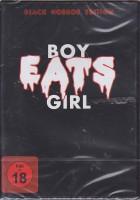 BOY EATS GIRL Black Horror Edition Uncut FSK 18 Neu