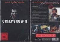 Creepshow 3 Black Horror Edition Uncut Neu