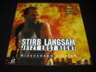 Stirb langsam - Jetzt erst recht LD Laserdisc Widescreen Ed.