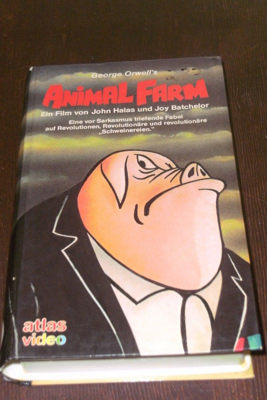 Animal Farm (Cover/Hülle)