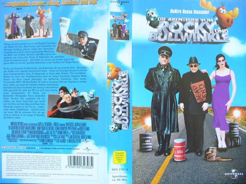 Die Abenteuer von Rocky und Bullwinkle ... Robert De Niro