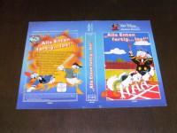 Disney:  Alle Enten fertig...los ! (Cover/Hülle)