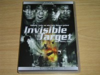 Invisible Target - Special Edition, 2 DVDs, Uncut
