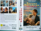 Before Sunrise ...  Ethan Hawke, Julie Delpy