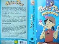 Peter Pan ... John, der Pirat