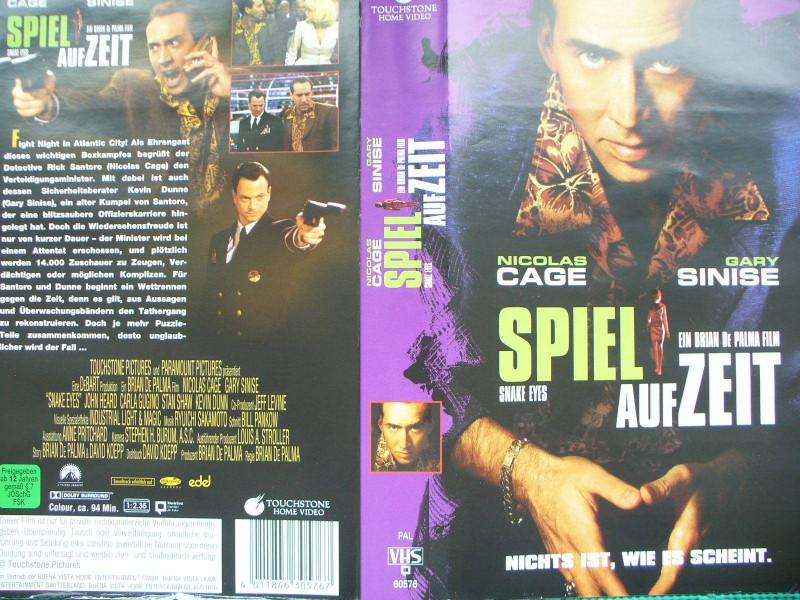 Spiel auf Zeit  ...  Nicolas Cage, Gary Sinise