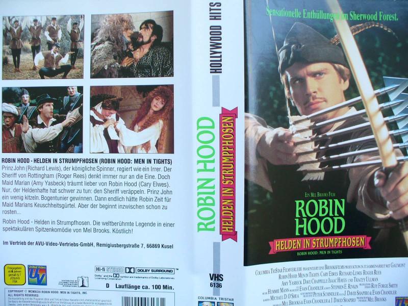 Robin Hood - Helden in Strumpfhosen ... Cary Elwes