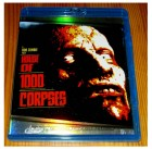 BLU-RAY HOUSE OF 1000 CORPSES - US IMPORT - UNCUT