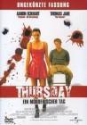 Thursday - Ein m�rderischer Tag (deutsch/uncut) NEU+OVP