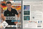 PC Handball Manager 2009 (8509, NEU, OVP, Folie)
