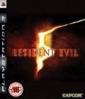 RESIDENT EVIL 5 - DEUTSCH / UNCUT - PS3