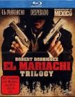 El Mariachi - Trilogy (Desperado) [Blu-ray] (uncut) NEU+OVP