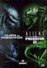 Alien vs. Predator 1+2 Box (deutsch/uncut) NEU+OVP