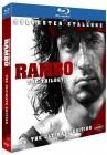 Rambo 1-3 Ultimate Edition Box [Blu-ray] (deutsch/uncut) NEU