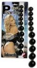 Anal Pearls Black - Neu + OVP