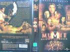 Die Mumie kehrt zurück  ...  Brendan Fraser ..  Horror - VHS