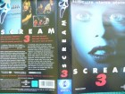 Scream 3 ...  David Arquette, Neve Campbell .. Horror - VHS