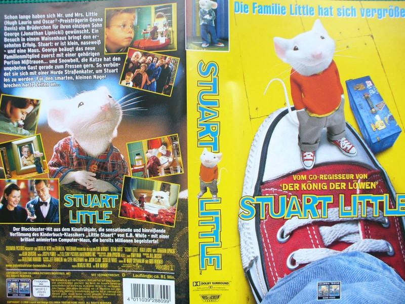 Stuart Little ... Hugh Laurie, Geena Davis,Jonathan Lipnicki