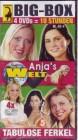 Anjas Welt 1 bis 4 Box - Muschi Movie