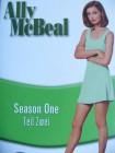 Ally McBeal - Season One Teil Zwei   ...  Sammelbox  1 -3