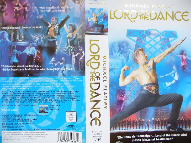 Lord of the Dance  ...  Michael Flatley