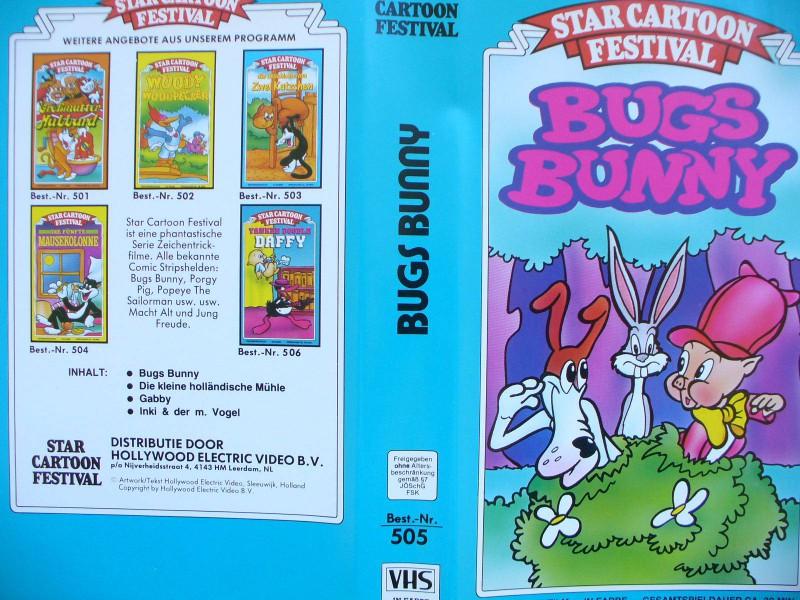 Bugs Bunny ...  Star Cartoon Festival