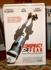 Conspiracy of Fear(Geraint Wyn Davies)VMP Großbox no DVD TOP