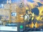 Die Mumie   ...  Brendan Fraser ..  Horror - VHS !!!