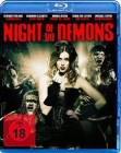 Night Of The Demons - Remake [Blu-ray] (deutsch/uncut) NEU