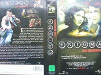 Enigma - Das Geheimnis ... Kate Winslet, Dougray Scott