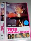 Robert Mitchum & Joan Collins +TOTE SCHLAFEN BESSER+ Super !