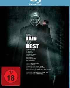 Blu-Ray Laid to Rest Neuware