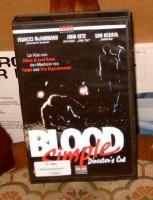 Blood Simple-Directors Cut(John Getz)Columbia Großbox uncut