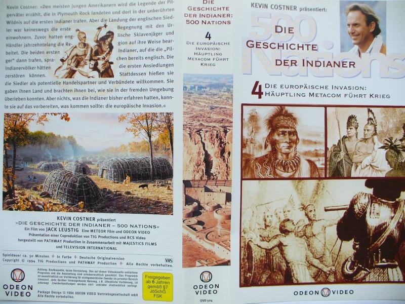 500 Nations ... Die Geschichte der Indianer ... Teil 4