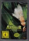 Arthur und die Minimoys - DVD - NEU & OVP Kinder Trick Film