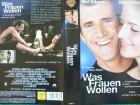 Was Frauen wollen  ...  Mel Gibson, Helen Hunt