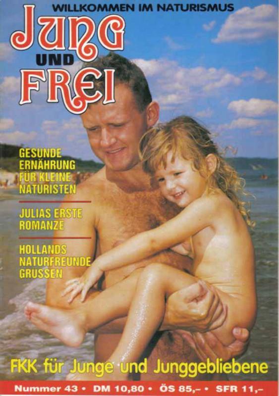Jung Und Frei Fkk